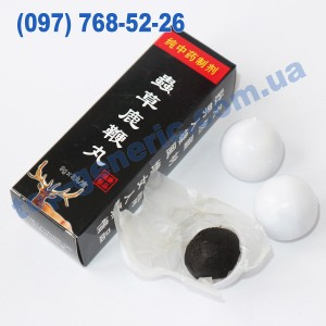 Женьшеневые шарики Chong Cao Lu Bian Wan