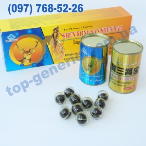 Золотой Олень (Shen Rong San Shen Bao)