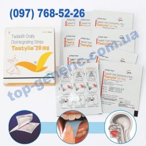 Tastylia Orally Strips Tadalafil 20mg