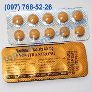 Snovitra Strong 40mg